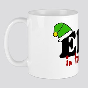 'Elf In Training' Mug