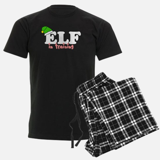 'Elf In Training' Pajamas