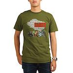 Class Comics Organic Men's T-Shirt