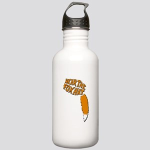 Fox Hat Stainless Water Bottle 1.0L