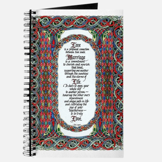 Love and Marriage Journal
