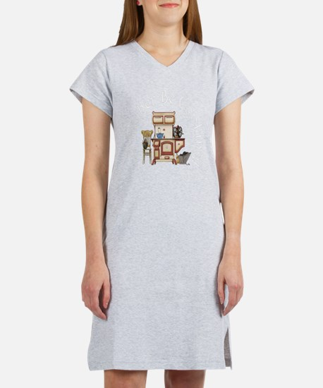 I'd Rather Be Cooking! Women's Nightshirt