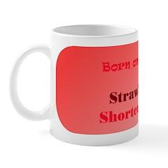 Mug: Strawberry Shortcake Day