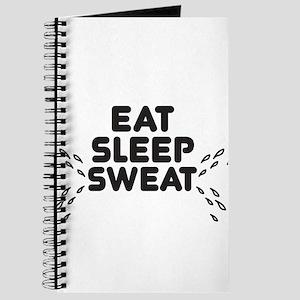 eat sleep sweat Journal