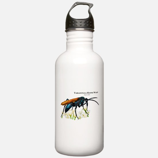 Tarantula Hawk Wasp Water Bottle