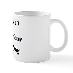 Mug: Eat All Your Veggies Day