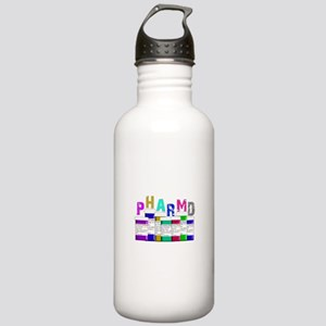 Pharmacy Stainless Water Bottle 1.0L