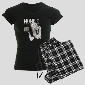 Mombie ~ Zombie Mother Women's Dark Pajamas