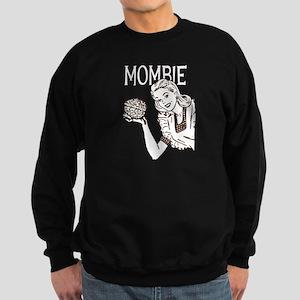 Mombie ~ Zombie Mother Sweatshirt (dark)