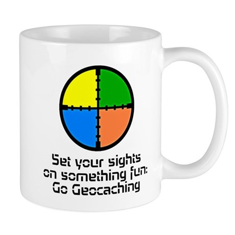 Set your Sights Mug