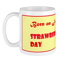 Mug: Strawberry Parfait Day