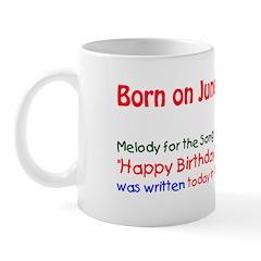 Mug: Melody for the Song