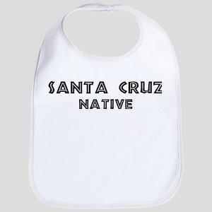 Santa Cruz Native Bib
