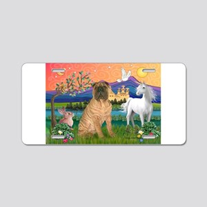 Fantasy Land /Shar Pei (#3) Aluminum License Plate