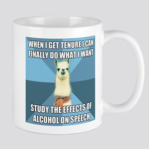 Study Alcohol Mug