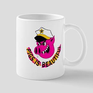 Pigs is Beautiful Mug