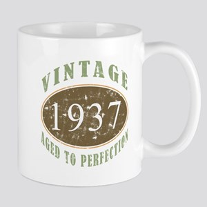 Vintage 1937 Aged To Perfection Mug