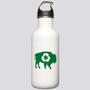 Buffalo Recycle Stainless Water Bottle 1.0L