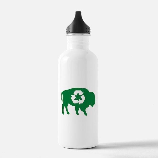 Buffalo Recycle Water Bottle