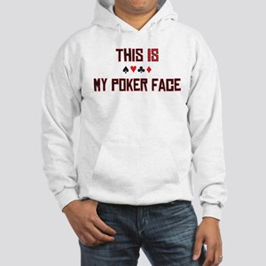 Poker Face Hooded Sweatshirt