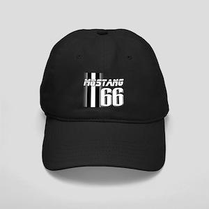 Mustang 66 Black Cap