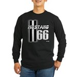 Mustang 66 Long Sleeve Dark T-Shirt