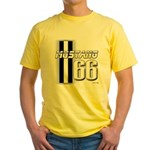 Mustang 66 Yellow T-Shirt