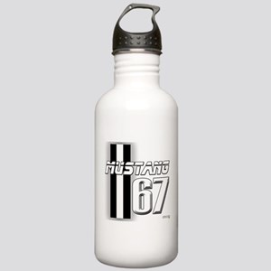 Mustang 67 Stainless Water Bottle 1.0L