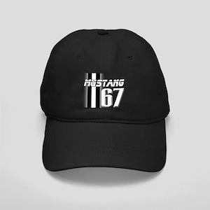 Mustang 67 Black Cap