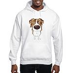 Big Nose Aussie Hooded Sweatshirt