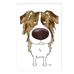 Big Nose Aussie Postcards (Package of 8)