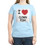 I heart clownfish Women's Light T-Shirt
