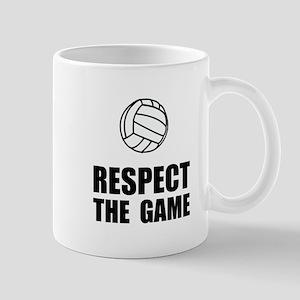 Respect Volleyball Mug
