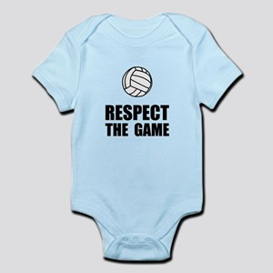 Respect Volleyball Infant Bodysuit