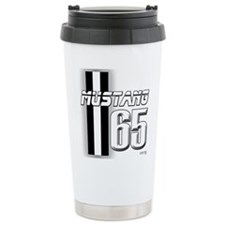 Mustang 65 Stainless Steel Travel Mug