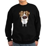 Big Nose Aussie Sweatshirt (dark)