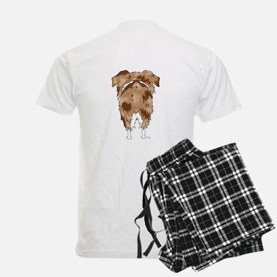 Big Nose Aussie Pajamas