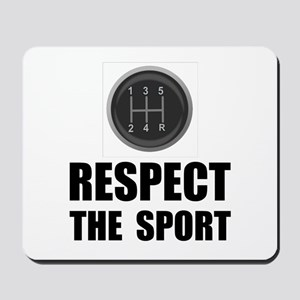 Respect Racing Mousepad