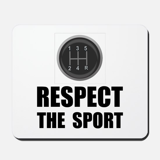 Respect Racing Mousepad