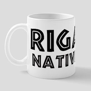 Riga Native Mug