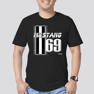 Mustang 69 Men's Fitted T-Shirt (dark)