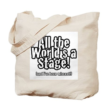"""ATW """"Miscast"""" Tote Bag"""