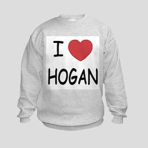 I heart hogan Kids Sweatshirt