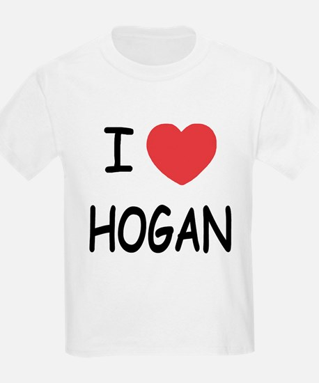 I heart hogan T-Shirt