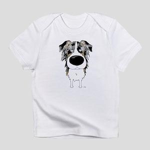 Big Nose Aussie Infant T-Shirt