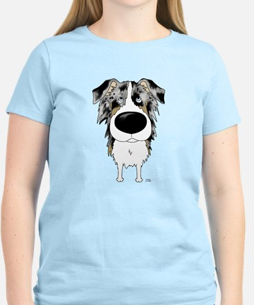 Big Nose Aussie Women's Light T-Shirt