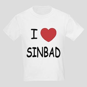 I heart sinbad Kids Light T-Shirt