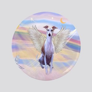 "Clouds / Whippet 3.5"" Button"