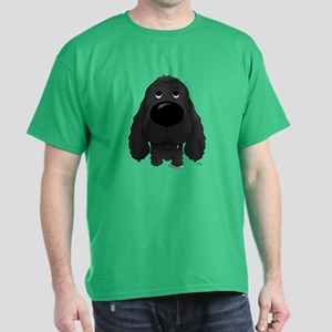 Big Nose Cocker Dark T-Shirt