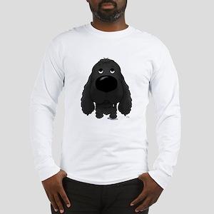 Big Nose Cocker Long Sleeve T-Shirt